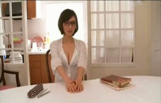 藤元亜紗美 巨乳家庭教師がエロすぎて我慢できないw【エロ画像49枚】