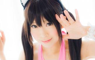真白ゆき 夏といえば合宿☆合宿といえばけいおん☆あずにゃんのコスプレ写真52枚☆