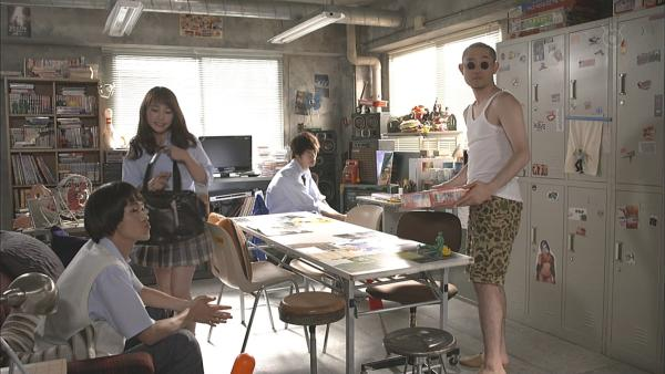 川栄李奈 濡れ場エロ画像016