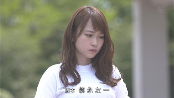 川栄李奈 濡れ場エロ画像021