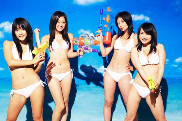 菊地亜美 水着画像 013
