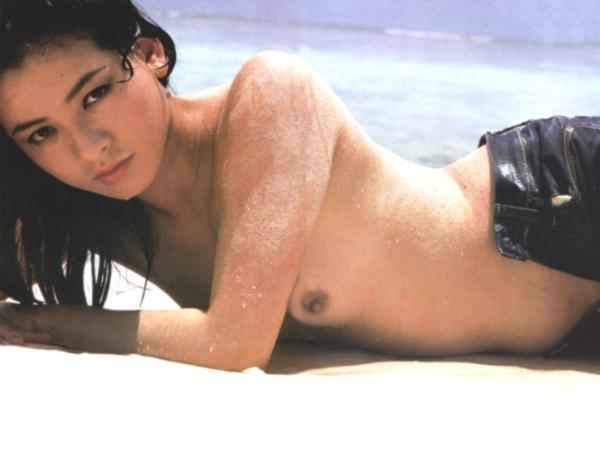 夏樹陽子 ヌード画像 032