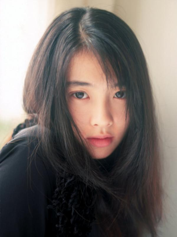 美少女、坂井真紀