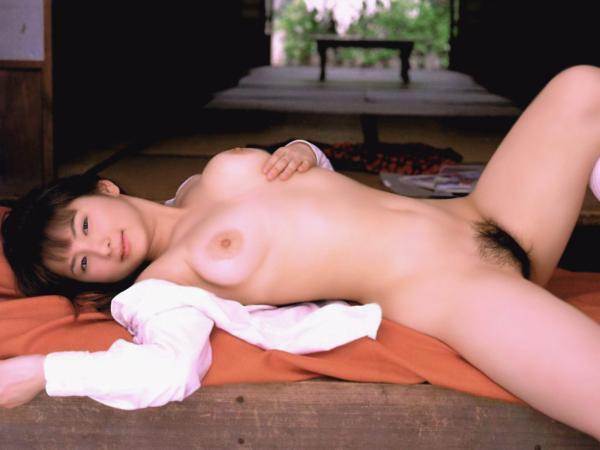 山咲あかり ヌード画像 073