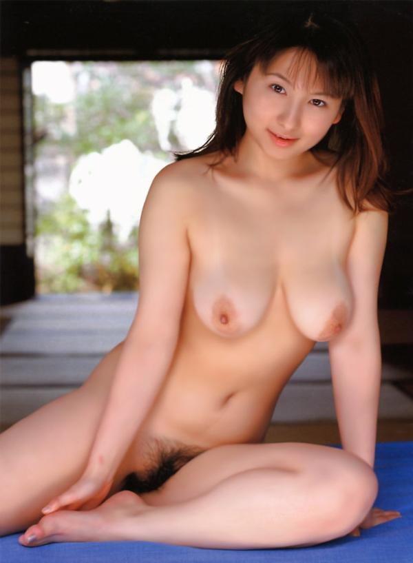 山咲あかり ヌード画像 075