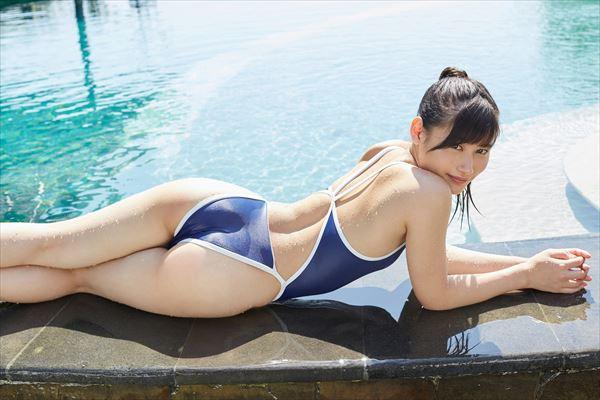 江藤彩也香 水着エロ画像089