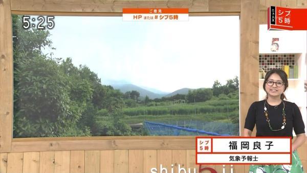 福岡良子 胸チラキャプエロ画像001