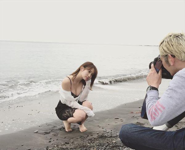 永尾まりや 下着エロ画像032