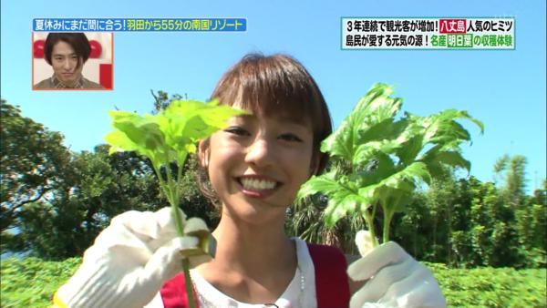 岡副麻希 胸チラエロ画像020