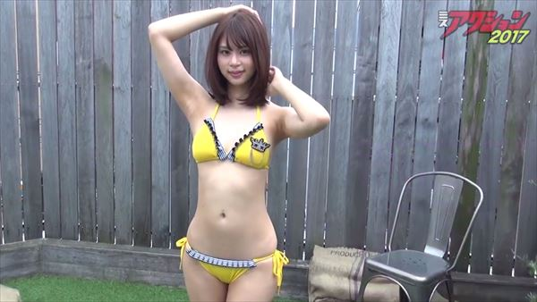 山本成美 ビキニ画像010
