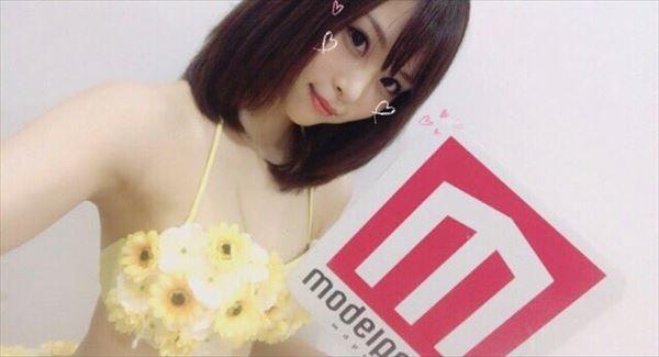 山本成美 ビキニ画像047