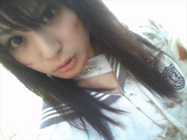 金子智美 乳首エロ画像020