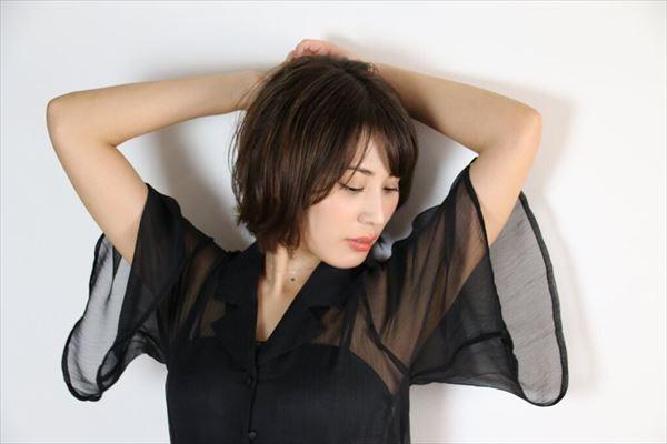 金子智美 乳首エロ画像085