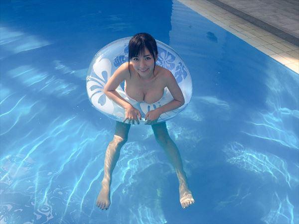 ☆HOSHINO 水着エロ画像012