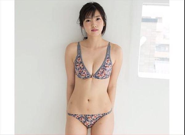 福井セリナ 水着エロ画像015