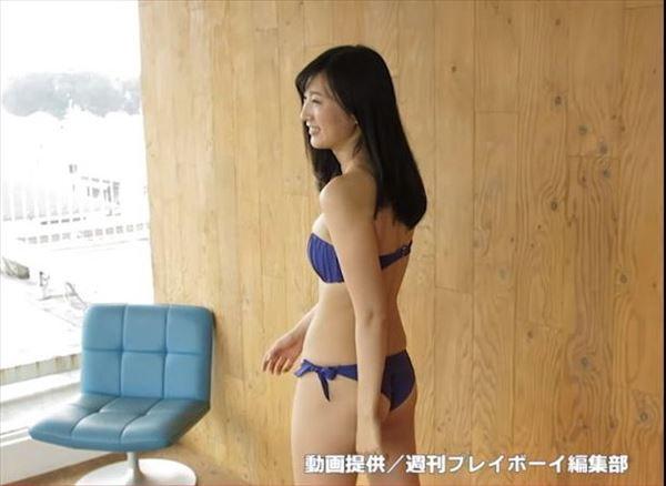 福井セリナ 水着エロ画像018