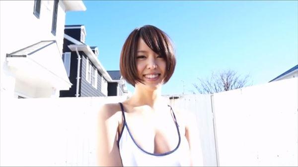 吉野七宝実 水着エロ画像040
