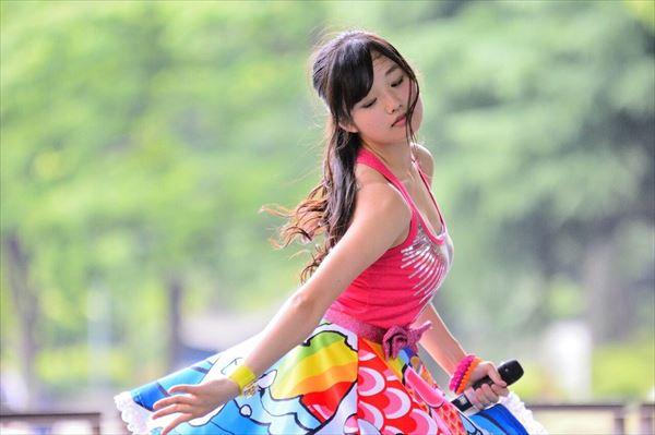 安藤咲桜 水着エロ画像026