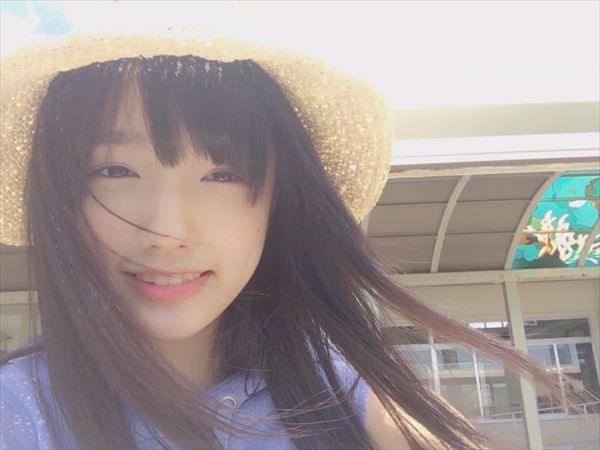 安藤咲桜 水着エロ画像077