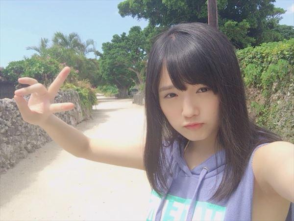 安藤咲桜 水着エロ画像081