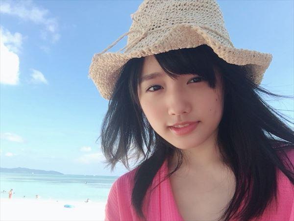 安藤咲桜 水着エロ画像098