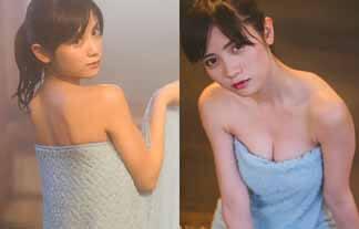 (裸)ナァスでレイヤーなモデルが美裸身晒す☆こんな姿患者には見せられない…(えろ写真98枚)