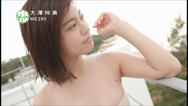 大澤玲美 水着エロ画像028