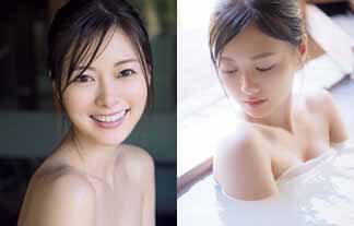 白石麻衣 裸入浴する最新グラビア☆はだけた浴衣から覗く美肌がたまらんwwwwww(えろ写真53枚)