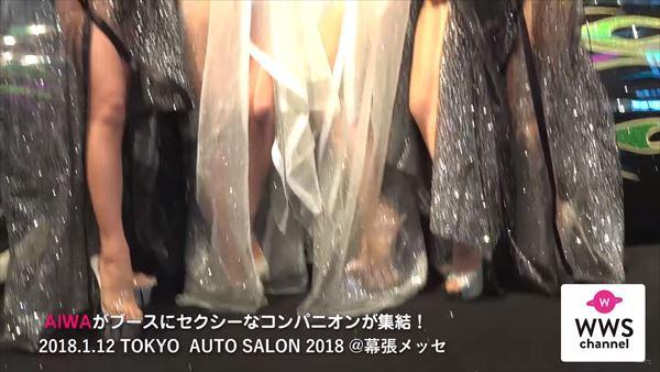 東京オートサロン2018 水着エロ画像002