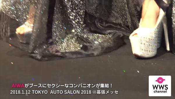 東京オートサロン2018 水着エロ画像030