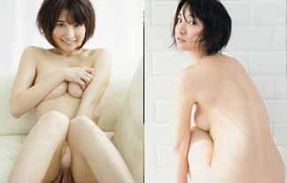 相本あきこ ぬーど写真200枚☆尾崎ナナがえろすぎるヘアぬーどを晒していた☆