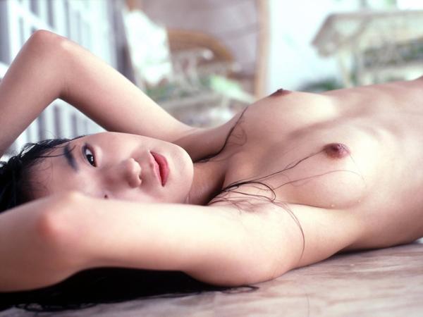 白石ひとみ ヌード画像015