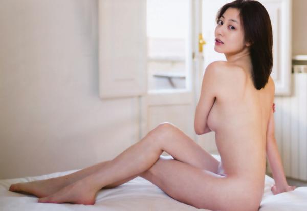 杉本有美 ヌード画像005