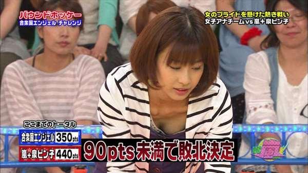 加藤綾子 エ□画像195枚!カトパンのエ□すぎるパ○チラや胸チラまとめ!