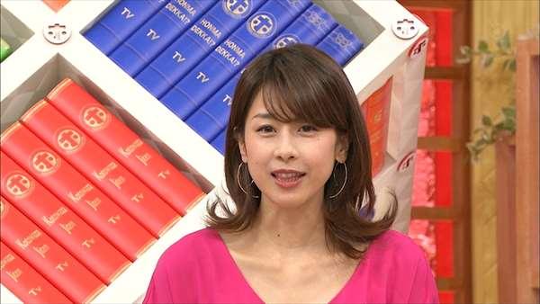 加藤綾子 エロ画像034