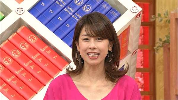 加藤綾子 エロ画像036