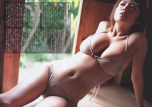 MEGUMI エロ画像014