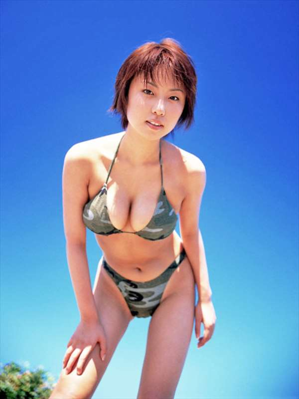 MEGUMI エロ画像062