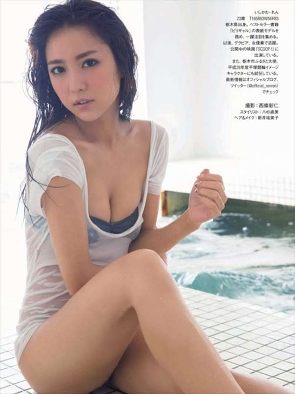 石川恋 エロ画像082