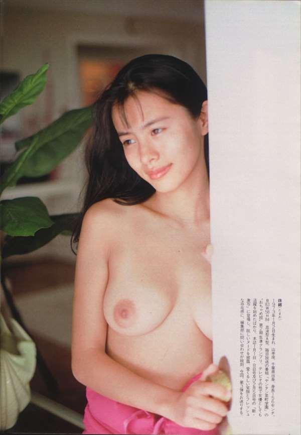 さとう珠緒 ヌード画像004