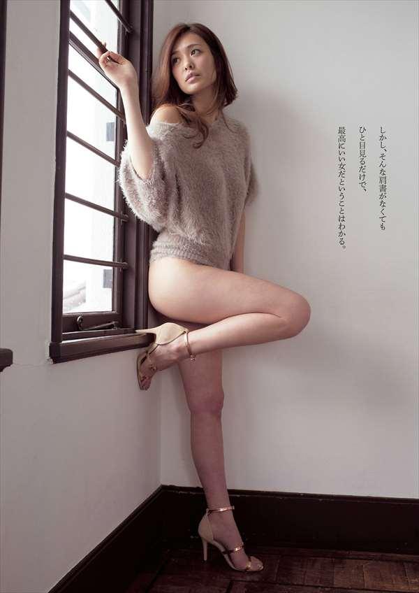 平塚千瑛 ヌード画像007