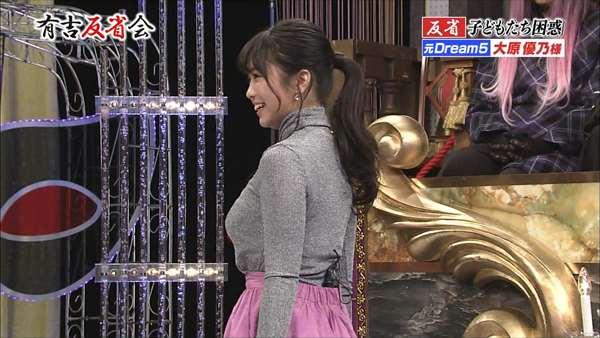 大原優乃 エロ画像