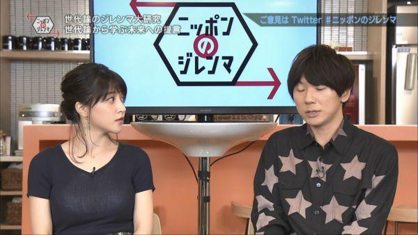 NHKアナ赤木野々花 下着透けエロ画像013