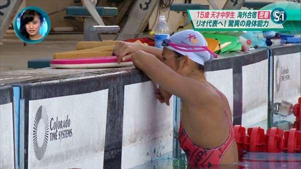 池江璃花子 エロ画像041