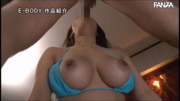 ハーフ女優AVデビューエロ画像038