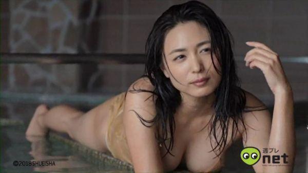 川村ゆきえ 透け乳首エロ画像028