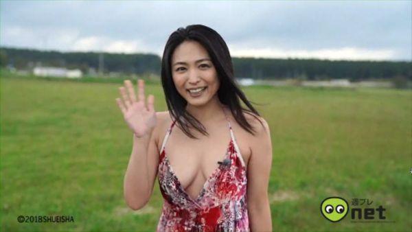 川村ゆきえ 透け乳首エロ画像040