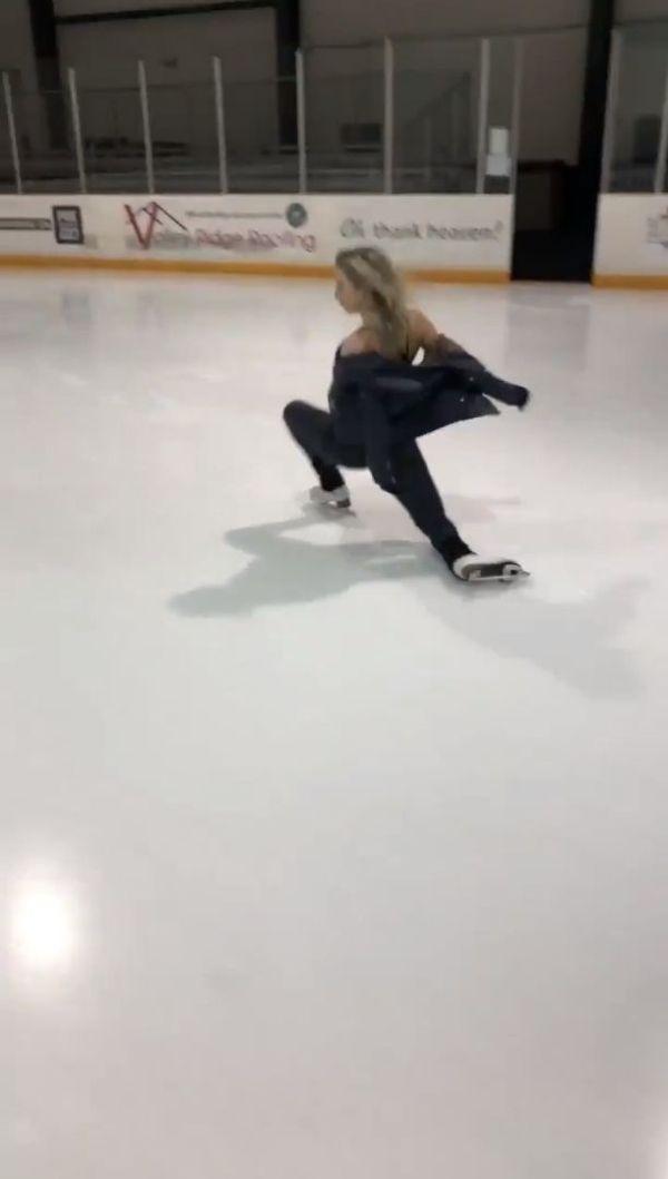 フィギュアスケート下着エロ画像059