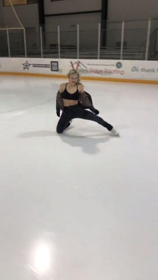 フィギュアスケート下着エロ画像060
