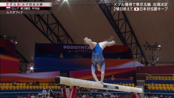 女子体操ハミ尻エロ画像074